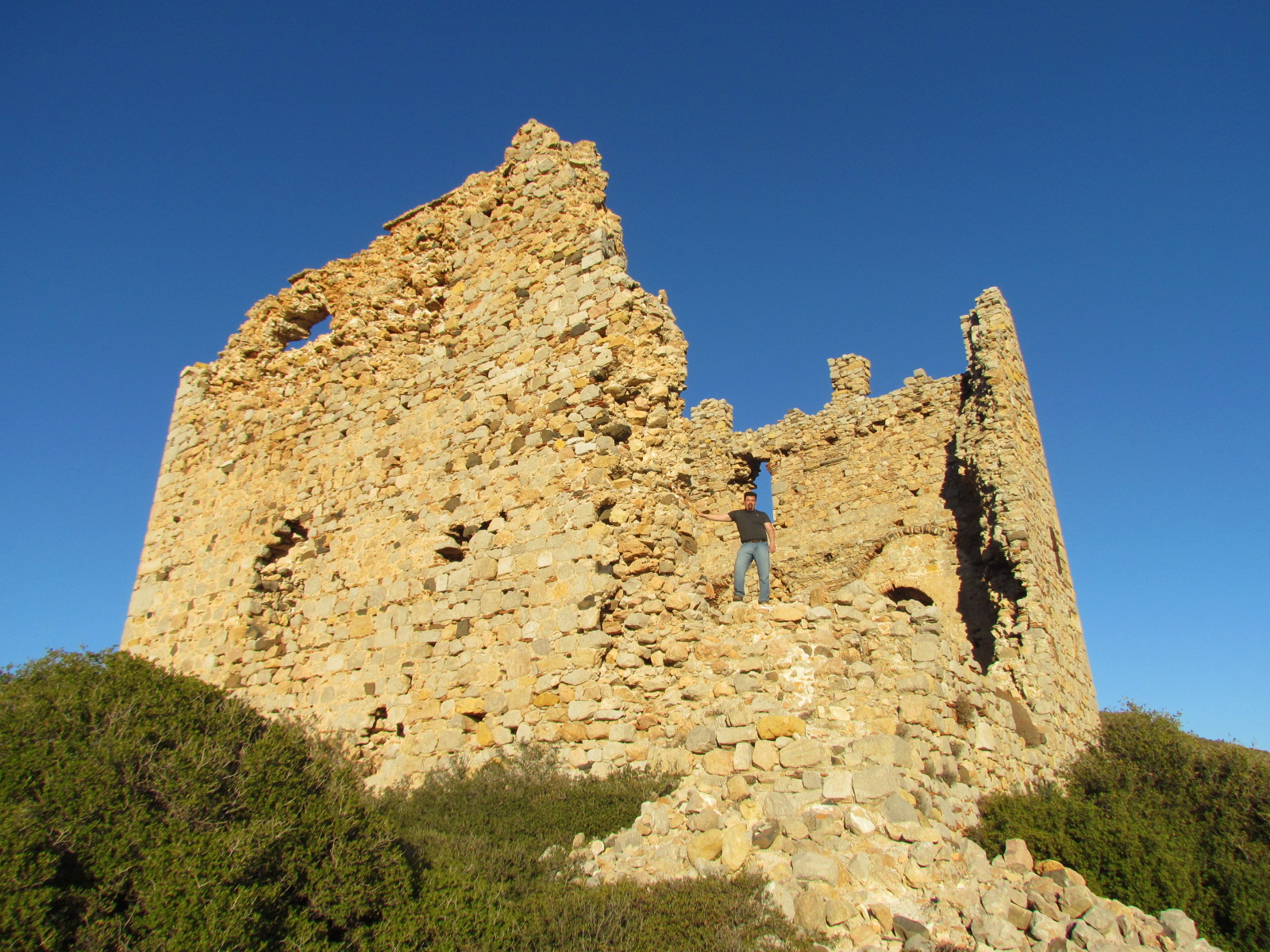 Dotia Tower Chios Greece.JPG
